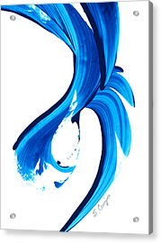 Pure Water 260 Acrylic Print