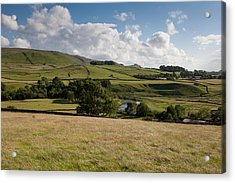 Pure Yorkshire Acrylic Print