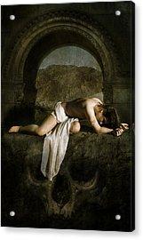 Purgatory Acrylic Print by Cambion Art