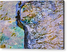 Purl Of A Brook 3 - Featured 3 Acrylic Print