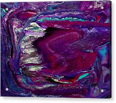 Purple Craze Acrylic Print