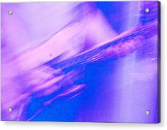 Acrylic Print featuring the photograph Purple Haze by Alex Lapidus