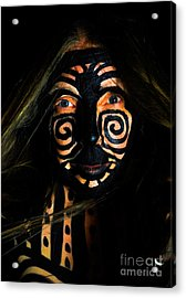 Pw Db013 Acrylic Print
