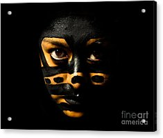 Acrylic Print featuring the photograph Pw Ev001 by Kristen R Kennedy