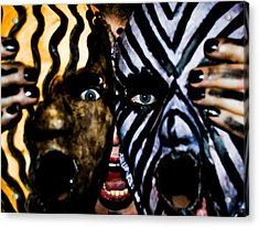 Acrylic Print featuring the photograph Pw Gp003 by Kristen R Kennedy