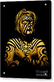 Acrylic Print featuring the photograph Pw Jk001 by Kristen R Kennedy