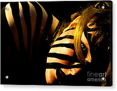 Acrylic Print featuring the photograph Pw Jk003 by Kristen R Kennedy