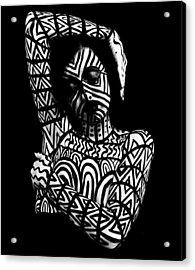 Pw Ml005 Acrylic Print