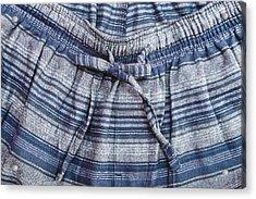 Pyjama Trousers Acrylic Print