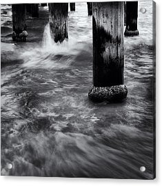 Pylons Acrylic Print by Tim Nichols