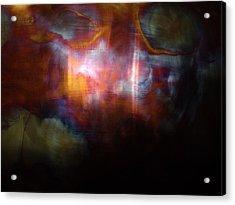 Pyro Genesis Acrylic Print