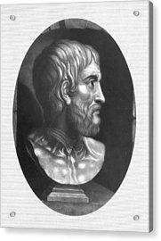 Pythagoras (c580-c500 B Acrylic Print