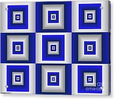 Quadrant 10 Acrylic Print