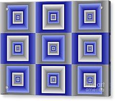 Quadrant  15 Acrylic Print