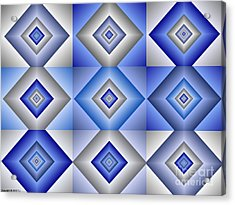 Quadrant  3 Acrylic Print