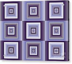 Quadrant  4 Acrylic Print