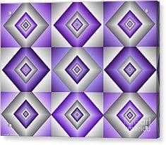 Quadrant  5 Acrylic Print