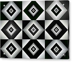 Quadrant  7 Acrylic Print