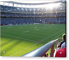 Qualcomm Stadium Acrylic Print