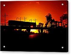 Qualcomm Station Acrylic Print