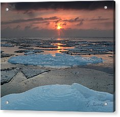 Acrylic Print featuring the photograph Quality Time by Gregory Israelson