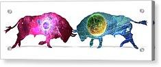 Quantum Mechanics Acrylic Print