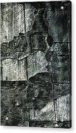 Quartz Mountain 19 Acrylic Print by YoPedro
