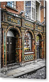 Quays Bar Acrylic Print