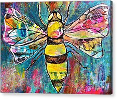 Queen Bee #2 Acrylic Print