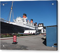 Queen Mary - 12123 Acrylic Print