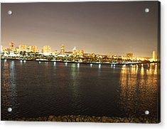 Queen Mary - 121231 Acrylic Print by DC Photographer