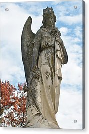 Queen Of The Angels Acrylic Print