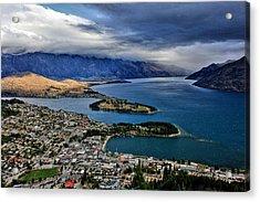 Queenstown New Zealand Acrylic Print