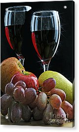 Quench Acrylic Print