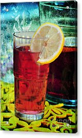 Quench My Thirst Acrylic Print