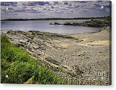 Acrylic Print featuring the photograph Quiet Cove by Mark Myhaver
