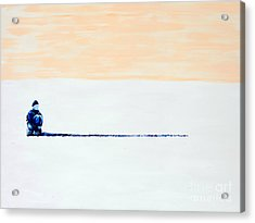 Quiet Acrylic Print