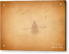 Quiet Time Acrylic Print