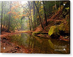 Quiet Waters Acrylic Print