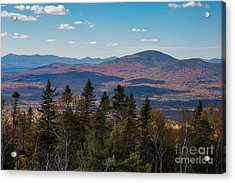 Quill Hill Acrylic Print