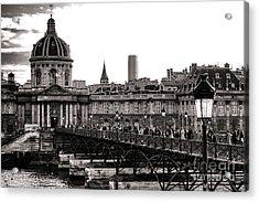 Quintessential Paris Acrylic Print