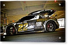 R8 Acrylic Print by Will Akers