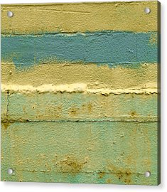 Right Acrylic Print by Lee Harland