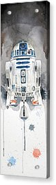R2 Acrylic Print by David Kraig