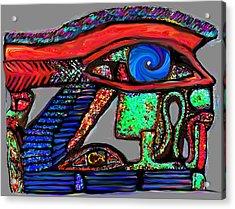 Ra-ra Acrylic Print