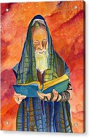 Rabbi I Acrylic Print