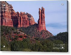 Rabbit Ear Rock Acrylic Print