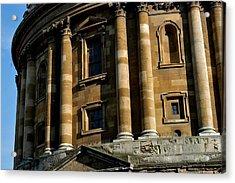 Radcliffe Camera Acrylic Print by Joseph Yarbrough