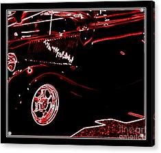 Acrylic Print featuring the digital art Radiance by Bobbee Rickard