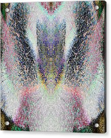 Radiant Seraphim Acrylic Print by Christopher Gaston